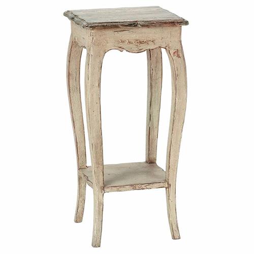 [INT] 원목 거실 프렌치 프로방스 마케트리 사이드 테이블