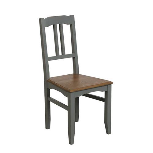 [INT] 원목 주방 프로방스 프렌치 그레이 식탁 의자